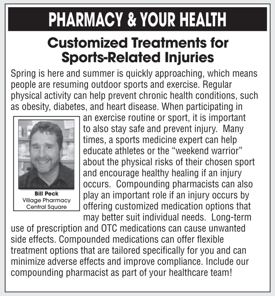 Customized Treatment For Sports-Related Injuries