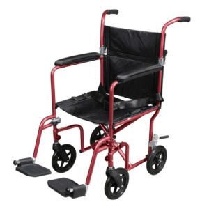 A picture of a Pride Transport Chair