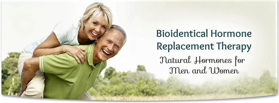 Bioidentical Hormone Replacement Therapy for Men and Women