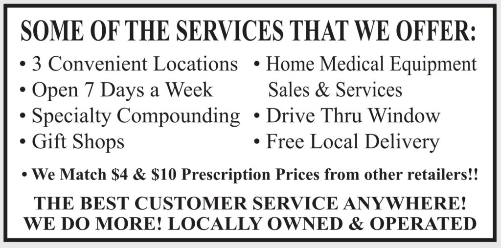 just some of the services we offer